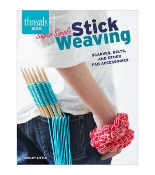 Super Simple Stick Weaving Book