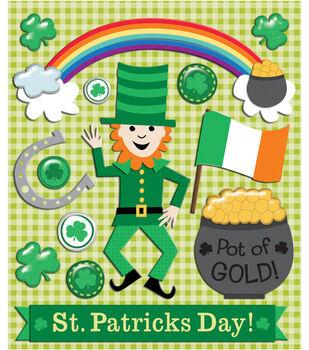 Sticker Medley-St Patrick's Day