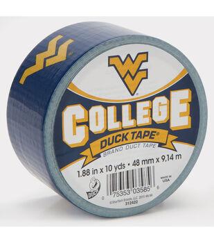 Duck Tape College Logo West Virginia