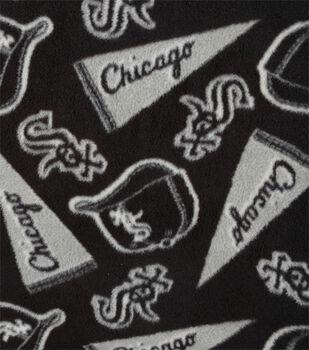 Chicago White Sox MLB  Fleece Fabric
