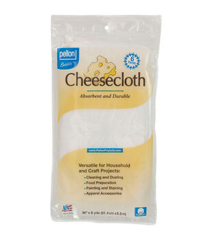 Pellon White Cheesecloth 36''x6yds