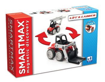 Smartmax Lift And Ladder