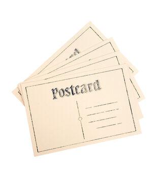 7 Gypsies Printed Postcards