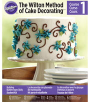Wilton Cake Decorating Course 1: Building Buttercream ...
