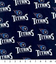 Tennessee Titans NFL Cotton Fabric by Fabric Traditions, , hi-res
