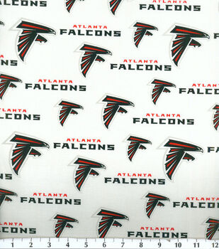 Atlanta Falcons NFL Cotton Fabric by Fabric Traditions