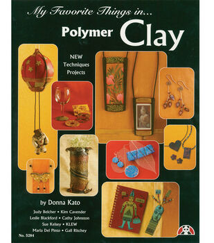 Design Originals My Favorite Things In Clay Book