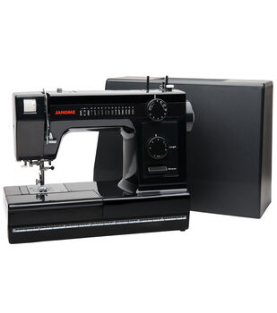 Janome HD-1000 Black Edition Heavy Duty