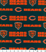 Chicago Bears NFL Cotton Fabric by Fabric Traditions, , hi-res
