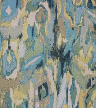 Richloom Studio Upholstery Fabric-Extraordinary Peacock