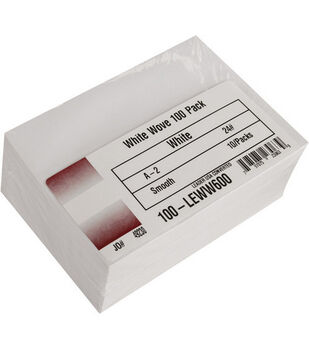 "A2 4-3/8""x5-3/4"" Envelopes-100PK/White"