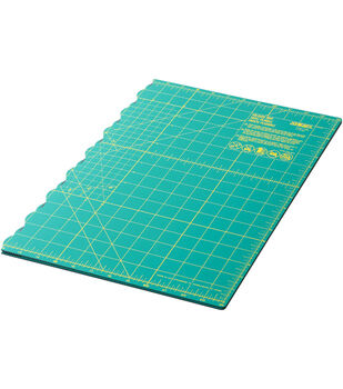 "Olfa Folded Cutting Mat - 17""X24"""