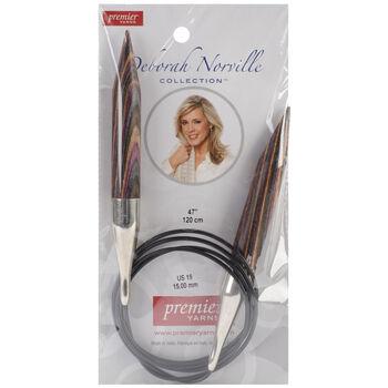 Deborah Norville Fixed Circular Needles 47'' Size 19/15.0mm