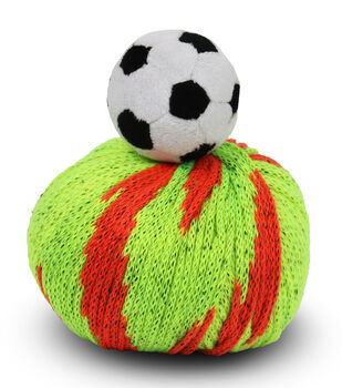 DMC Top This! Yarn-Soccer Ball