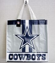 Dallas Cowboys NFL Reusable Tote Bag, , hi-res