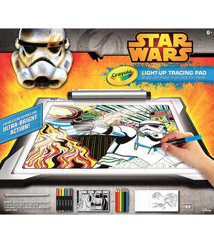 Crayola Light Up Tracing Pad-Star Wars