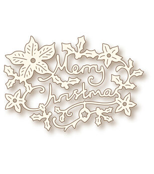 Wild Rose Studio Specialty Die-Christmas Greeting