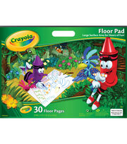 "Crayola Giant Floor Pad 22""X16""-30 Sheets , , hi-res"