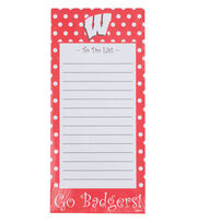 University of Wisconsin NCAA To-Do List, , hi-res