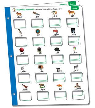 Busy Kids Learning Carson-Dellosa Language Arts Windows Set 1