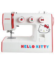 Janome Hello Kitty 15822 Sewing Machine, , hi-res