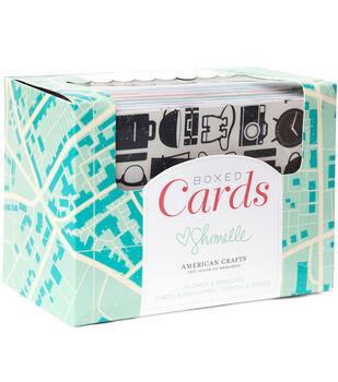 American Crafts Shimelle A2 Cards & Envelopes