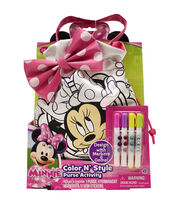 Disney Minnie Color N Style Purse, , hi-res