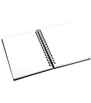 """Proart 5""""x 8"""" Spiral Bound Sketch Book"""