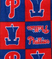 Philadelphia Phillies MLB  Fleece Fabric, , hi-res
