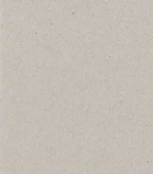 Bazzill 5''x7''' Chipboard Sheets-25PK/Gray