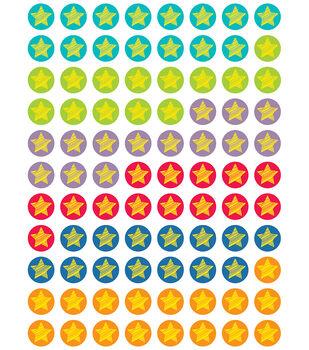 Bright Stars Hot Spot Stickers