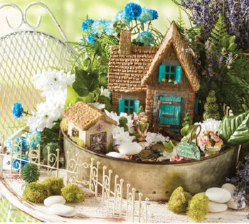 Fairy Rock Garden