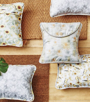 4 Pieced Pillows
