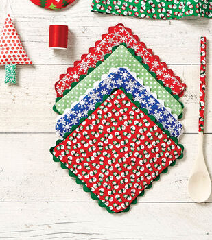 Holiday Pot Holders