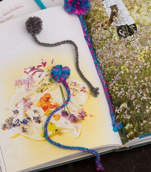 How To Make A Pompom Bookmark