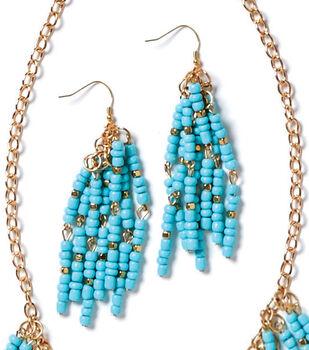 make infringment earrings - Handmade Jewelry Design Ideas