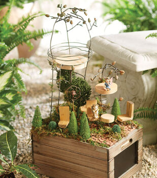 Fairy Garden Backyard Fun