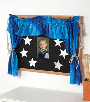 How To Create a Star of the Day Bulletin Board