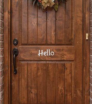Hello Door Vinyl