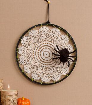 Doily Web Hoop