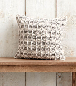 Clay Steps Pillow