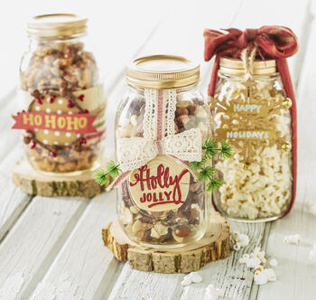 Makers Guide: Woodland Jar Snacks