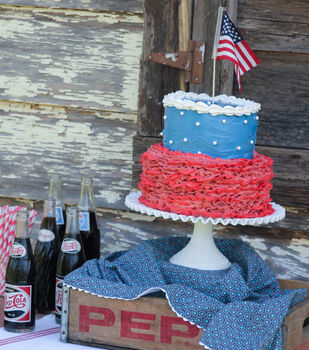 Patriotic Decorative Table Linens