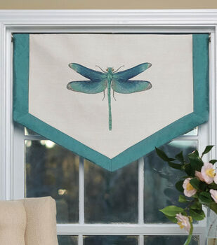 Square By Design® Window Valance