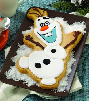 Bake a Dancing Olaf Giant Cookie