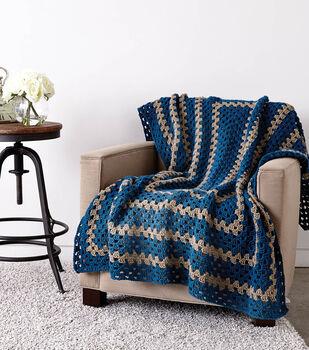 Giant Granny Blanket