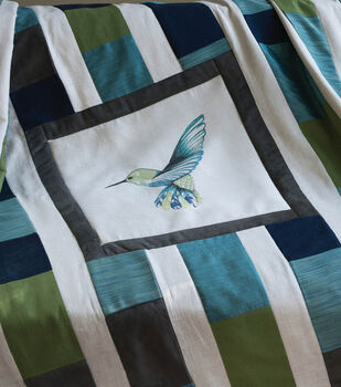 Square By Design® Modern Quilt Throw