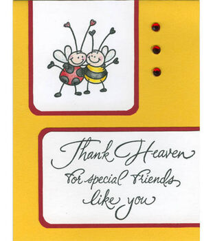 Bee Buddies Card