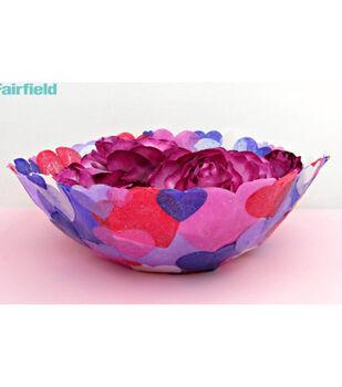Fun Fabric Heart Bowl
