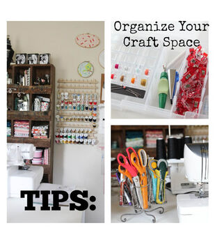 Tips For Organizing Your Workspace